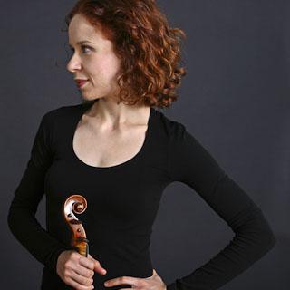 Anna Reider, Violin