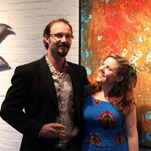 Evan Hildebrandt & Alison Shepard-Hildebrandt