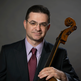 Ilya Finkelshteyn, Cello